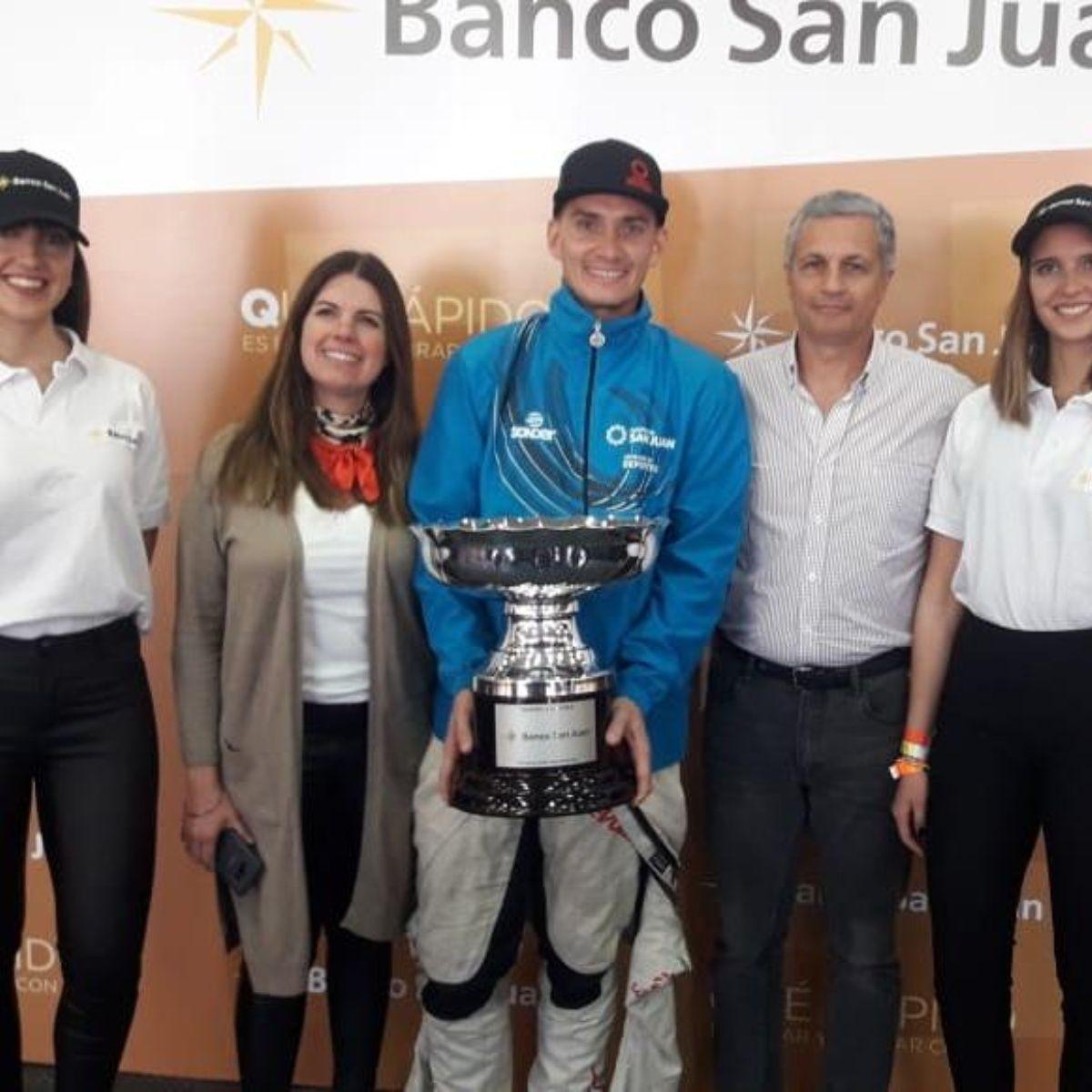 """Banco San Juan presente en el """"Desafío de las Estrellas"""""""