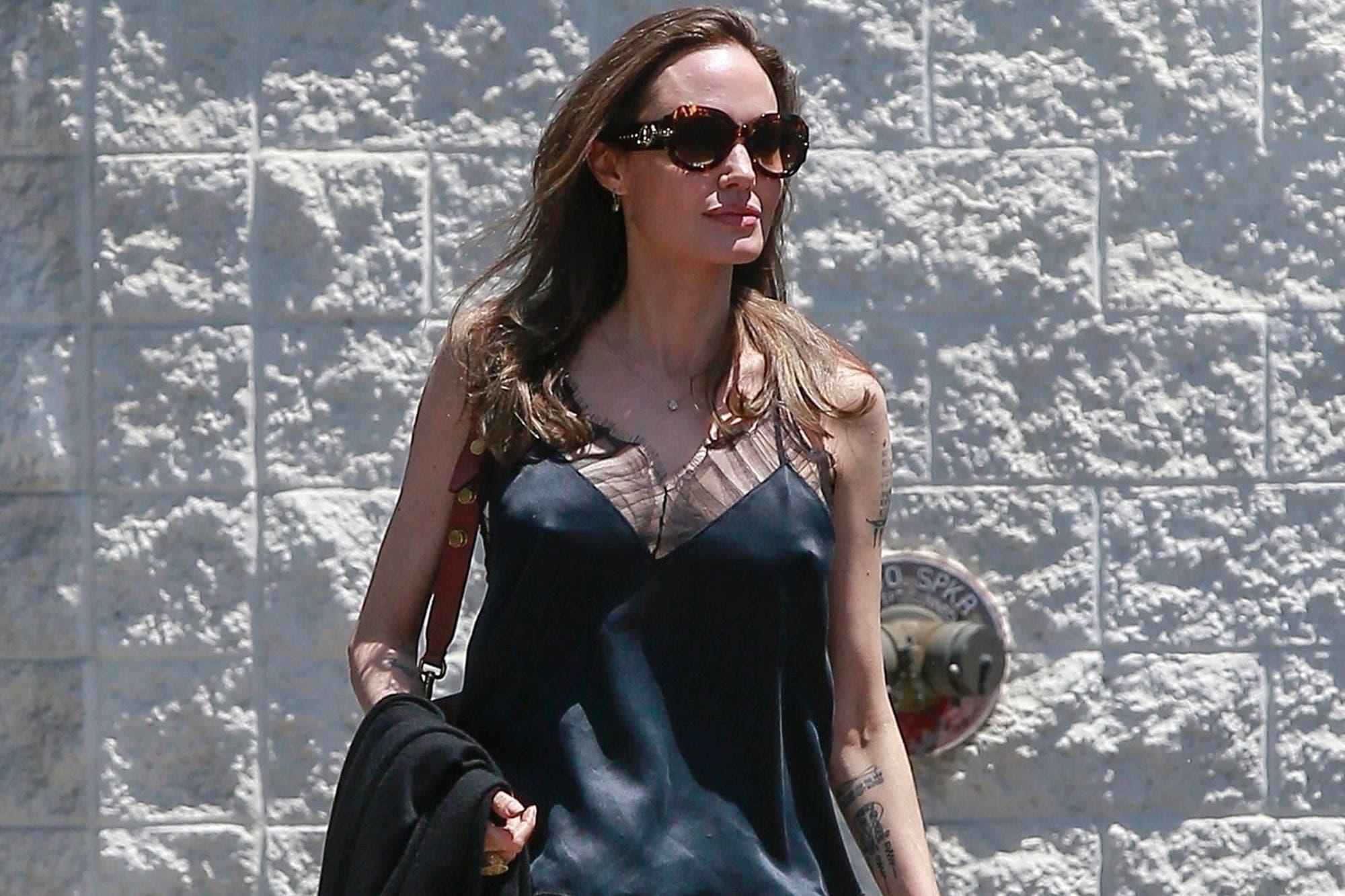 "Angelina Jolie, sobre su conflictiva ruptura con Brad Pitt: ""Tengo cicatrices visibles e invisibles"""