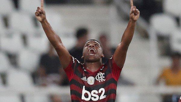 A dos semanas de la final con River, Flamengo sigue imparable en Brasil