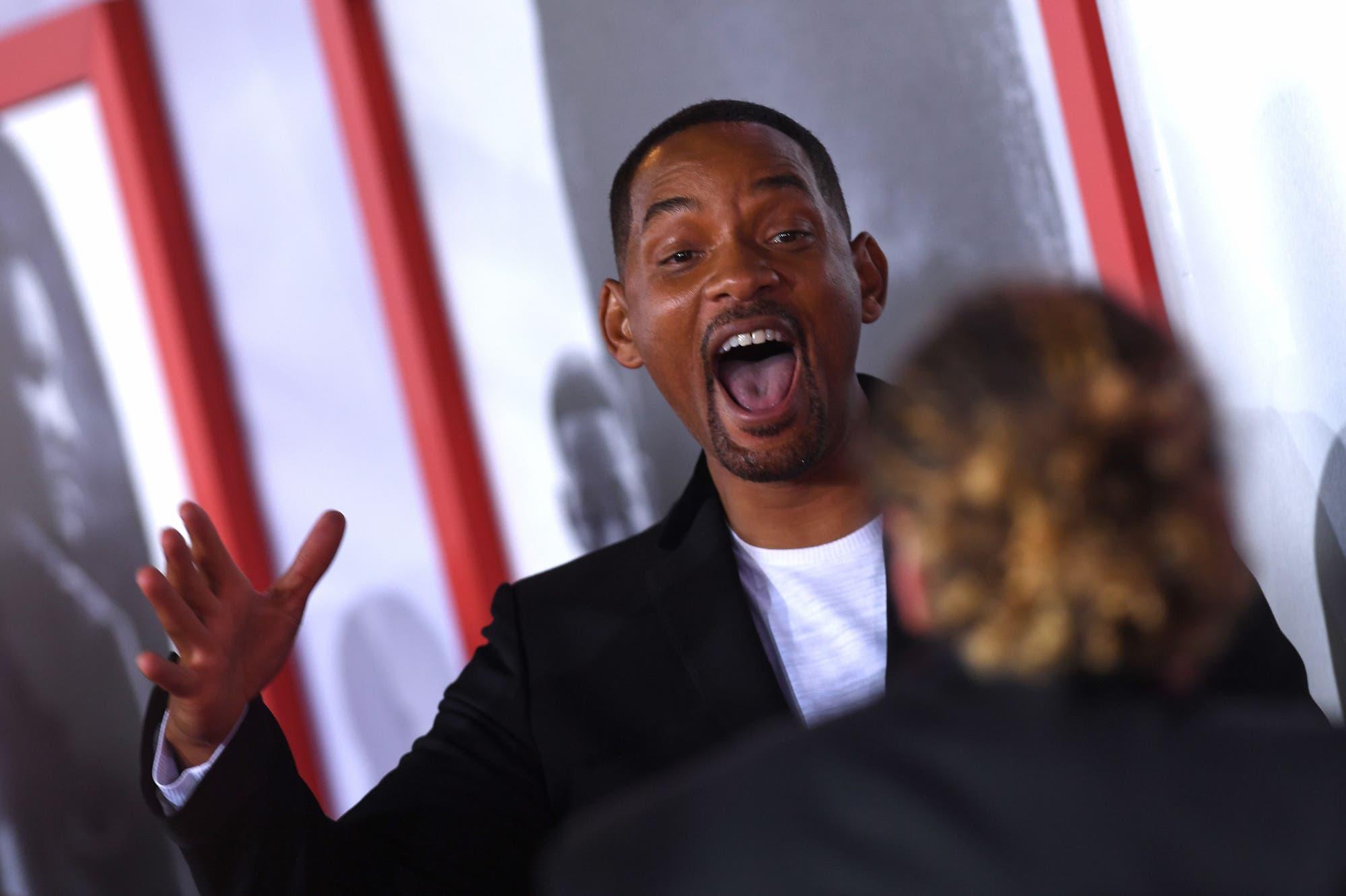 Will Smith pidió que filmen su colonoscopia para concientizar a los hombres