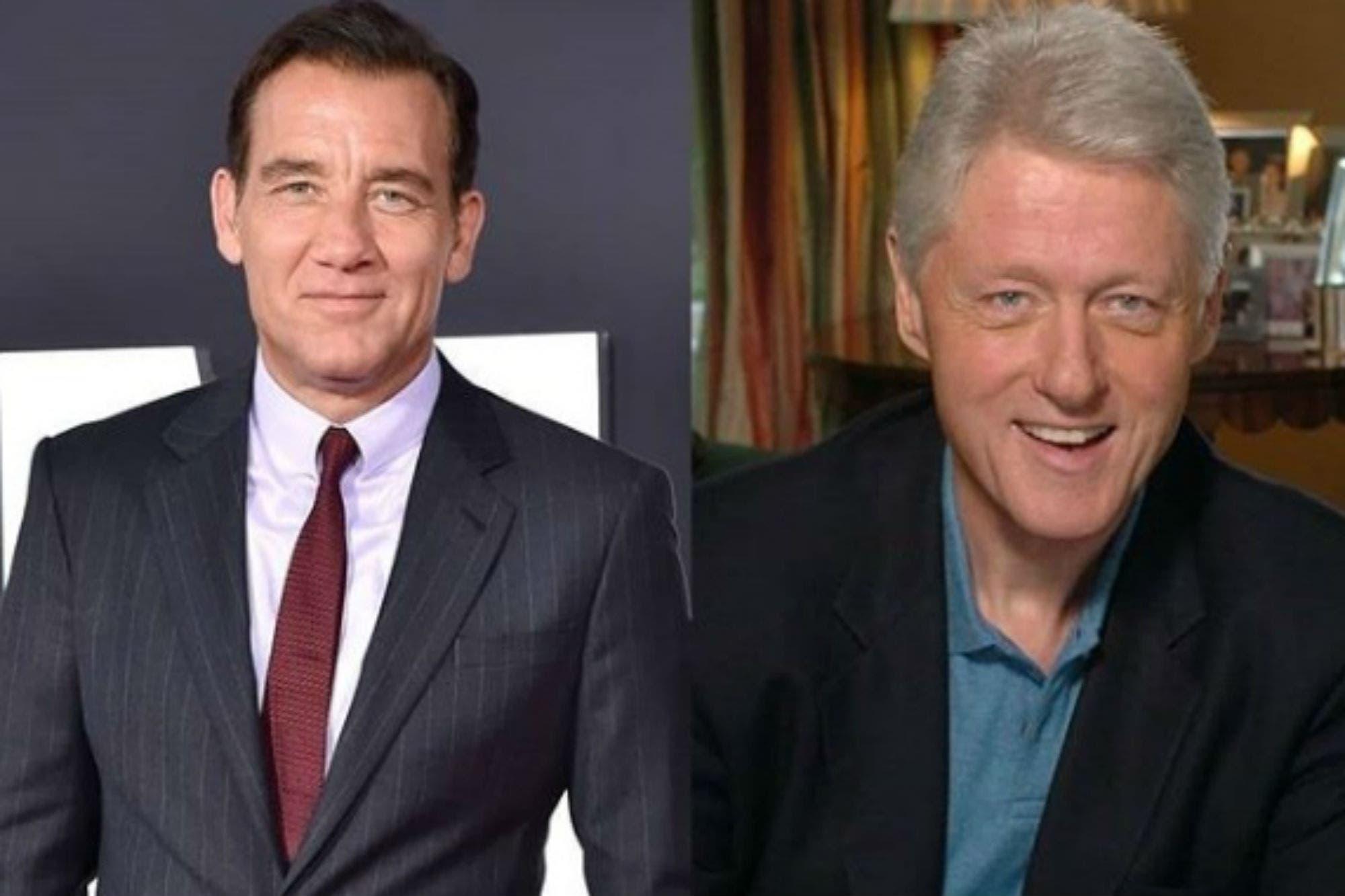Clive Owen será Bill Clinton en la tercera temporada de American Crime Story
