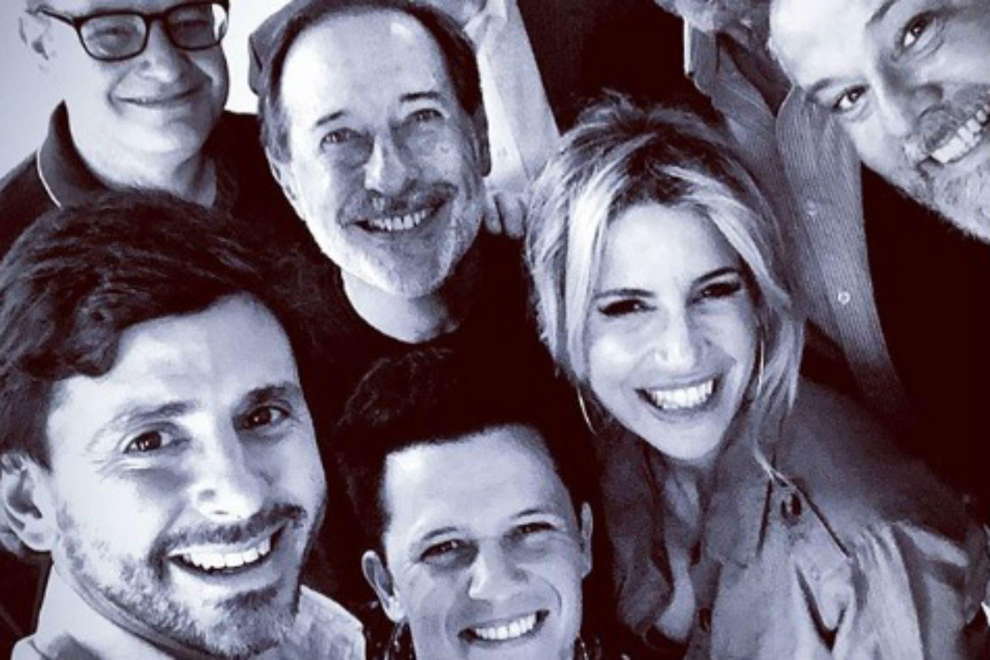 Con una foto de sus protagonistas, se confirmó el regreso teatral de Casados con hijos