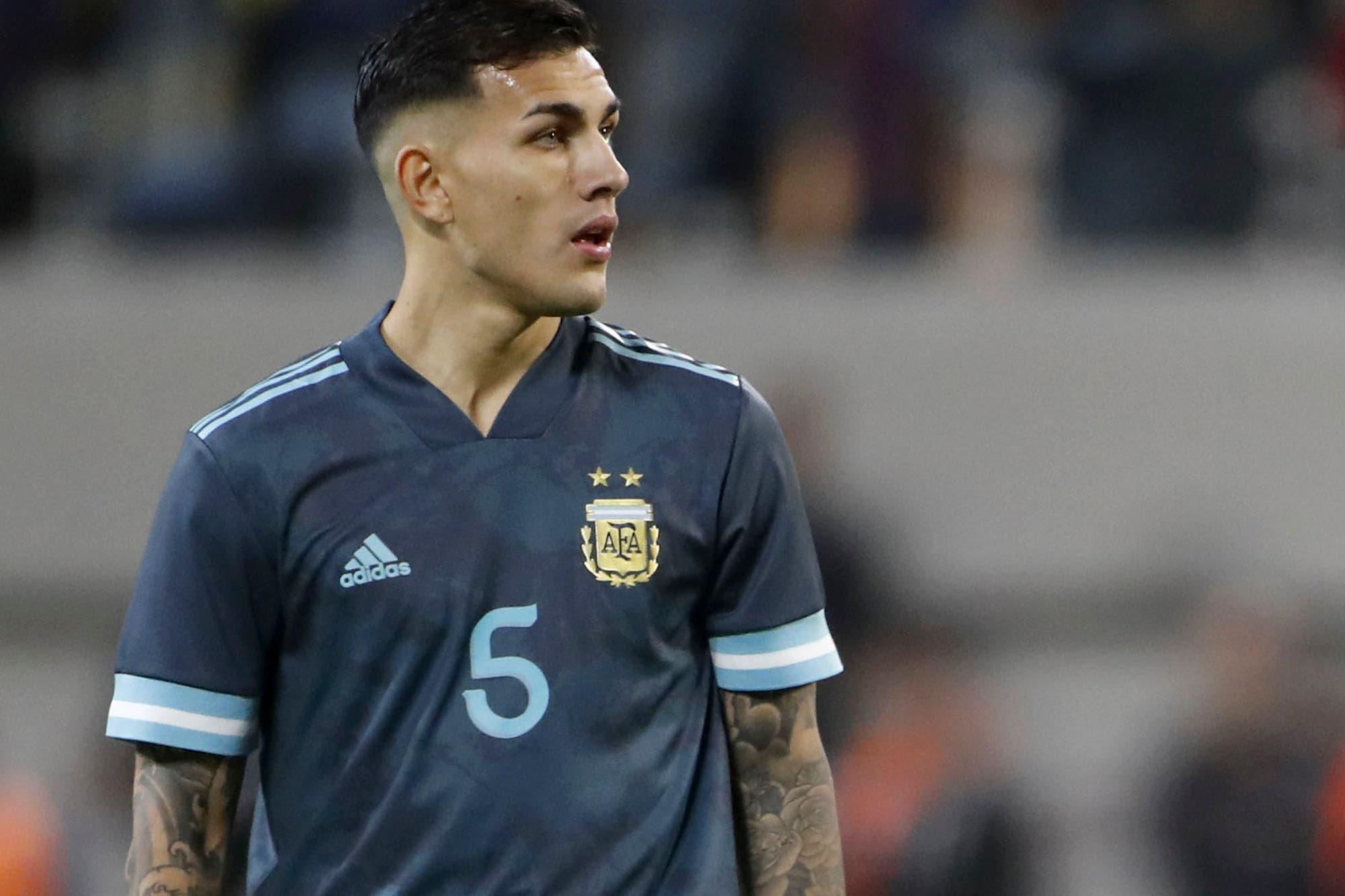 Argentina-Uruguay. El 1×1 de la selección: un equipo parejo y las manos flojas de Andrada