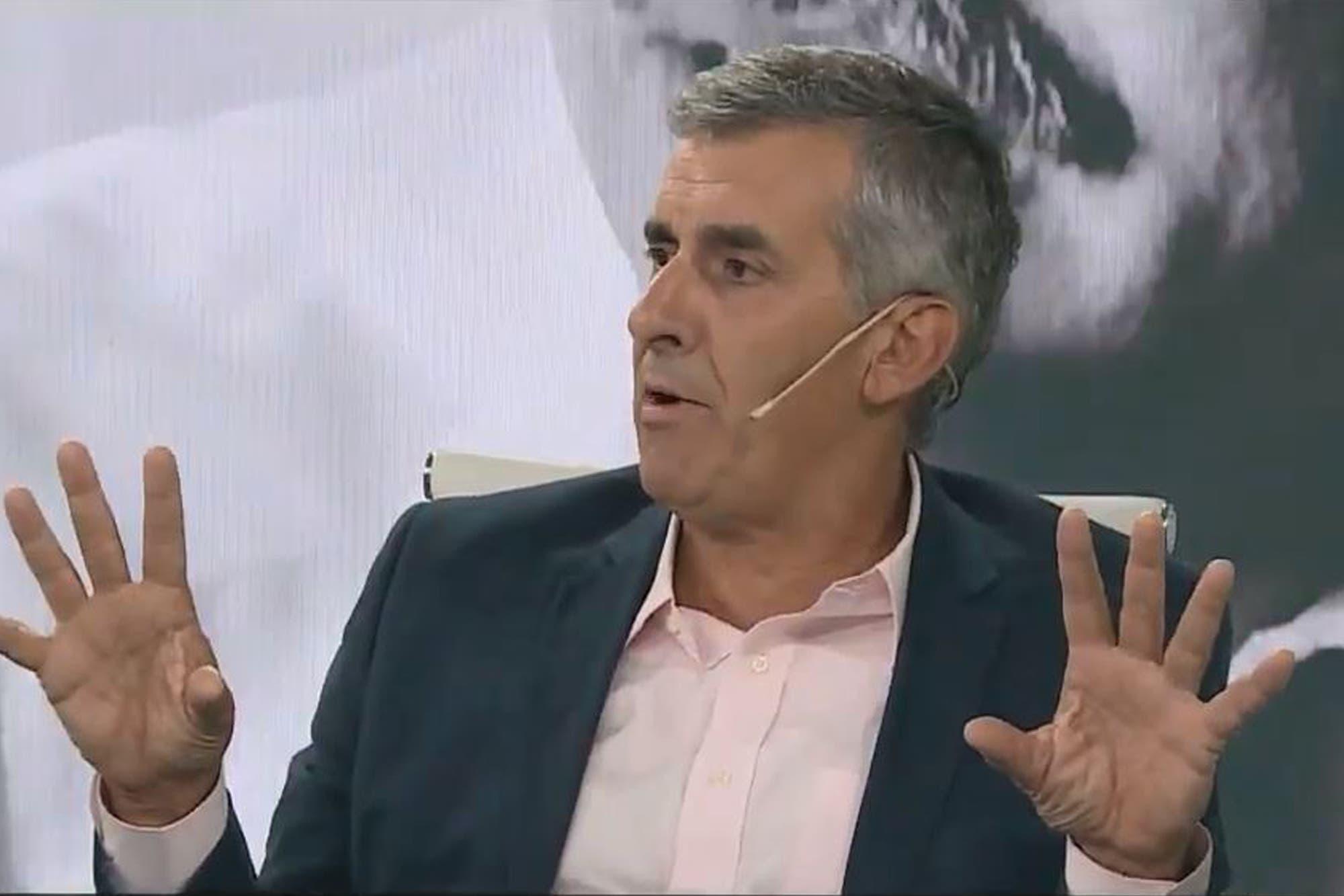 """Rodolfo Santangelo: """"Al peronismo le encanta crear empleos que no sirven"""""""