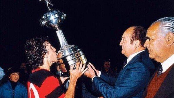 La serie de eventos afortunados que le permitieron a Flamengo ganar la Copa Libertadores de 1981