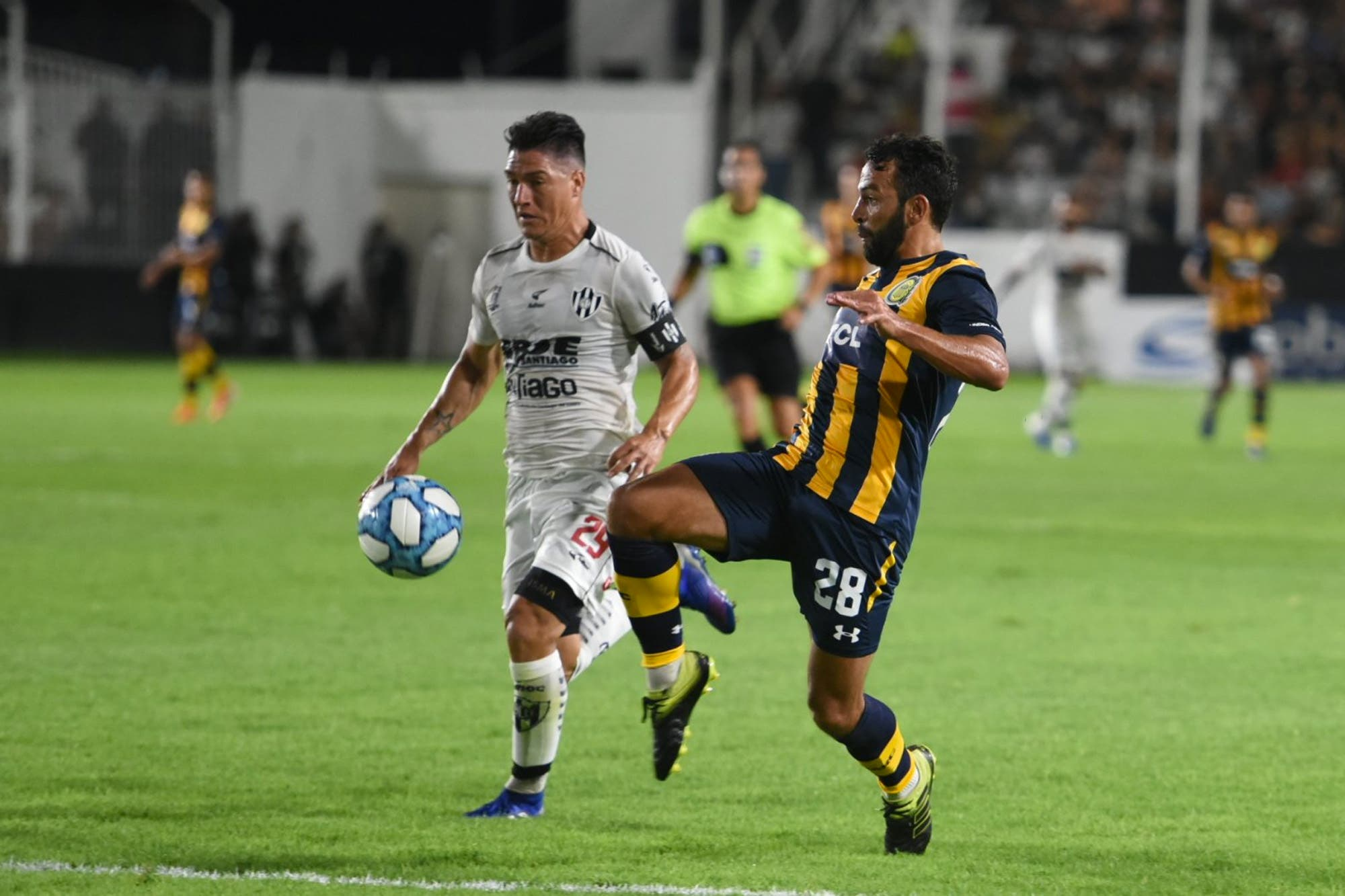 Central Córdoba-Rosario Central, por la Superliga: empate en un duelo clave por los promedios en Santiago del Estero