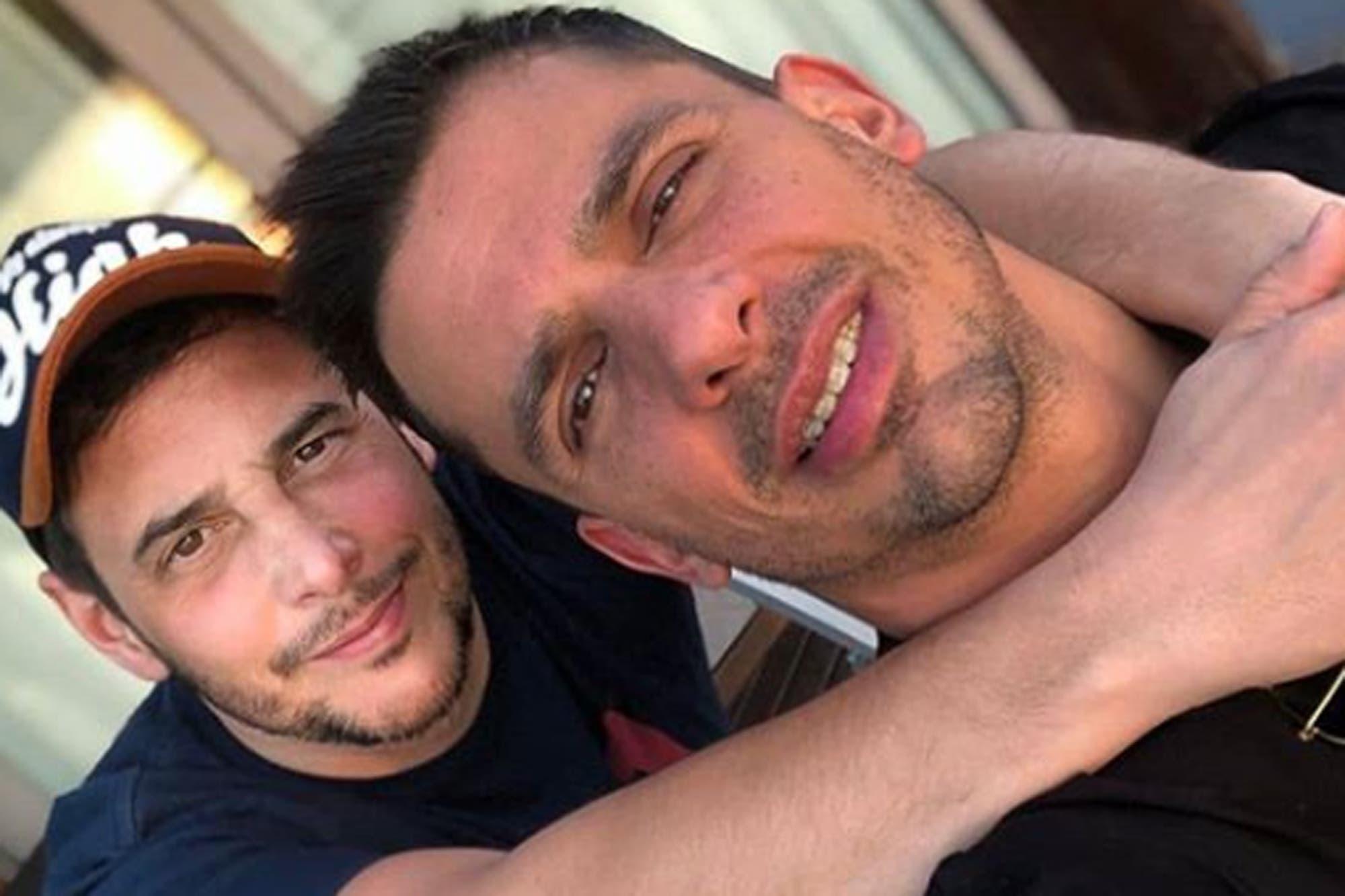 Emocionados, Rodrigo Lussich y su novio hablaron de su romántico compromiso