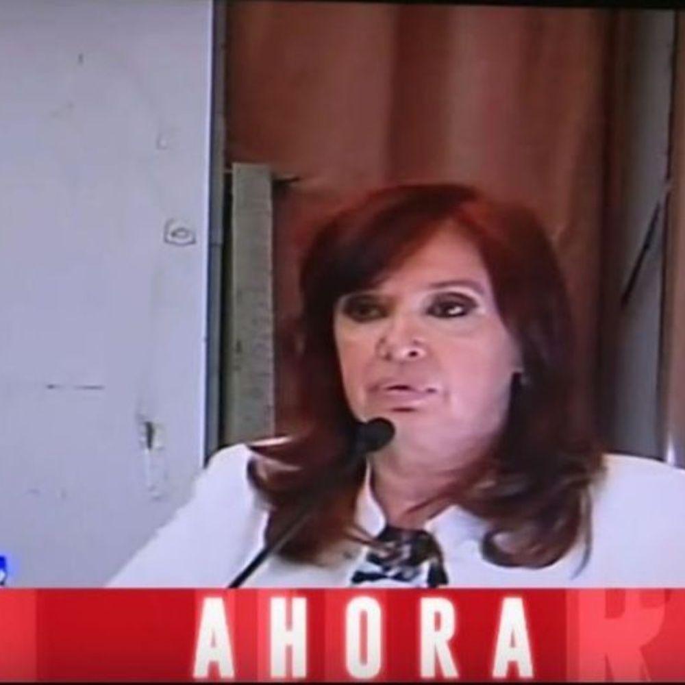 "El video de ""Moria-CFK"", la parodia que se hizo viral tras la indagatoria"