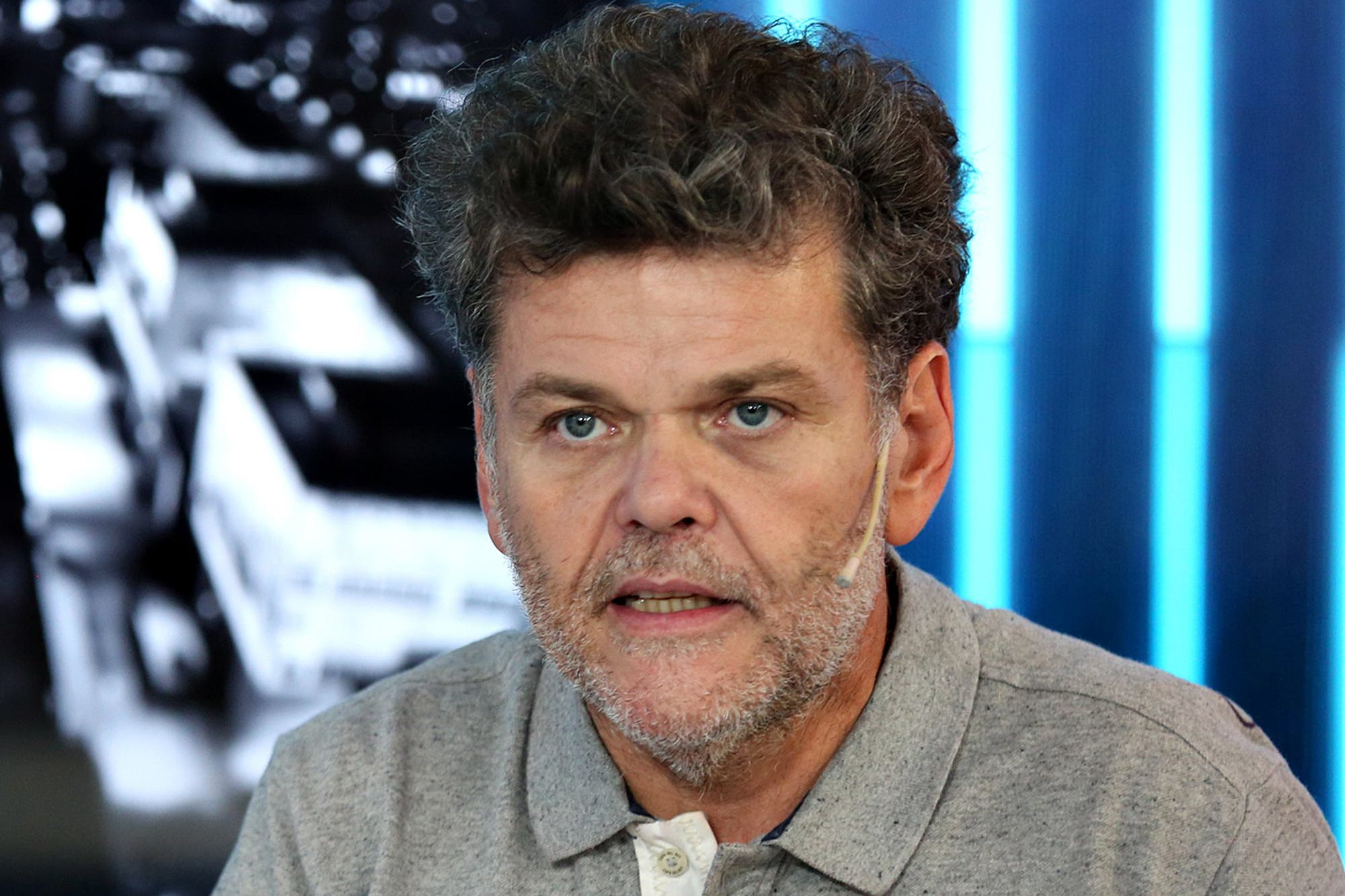 Alfredo Casero indignado: reclamó su flan, atacó a María O'Donnell y lamentó la asunción de Alberto Fernández