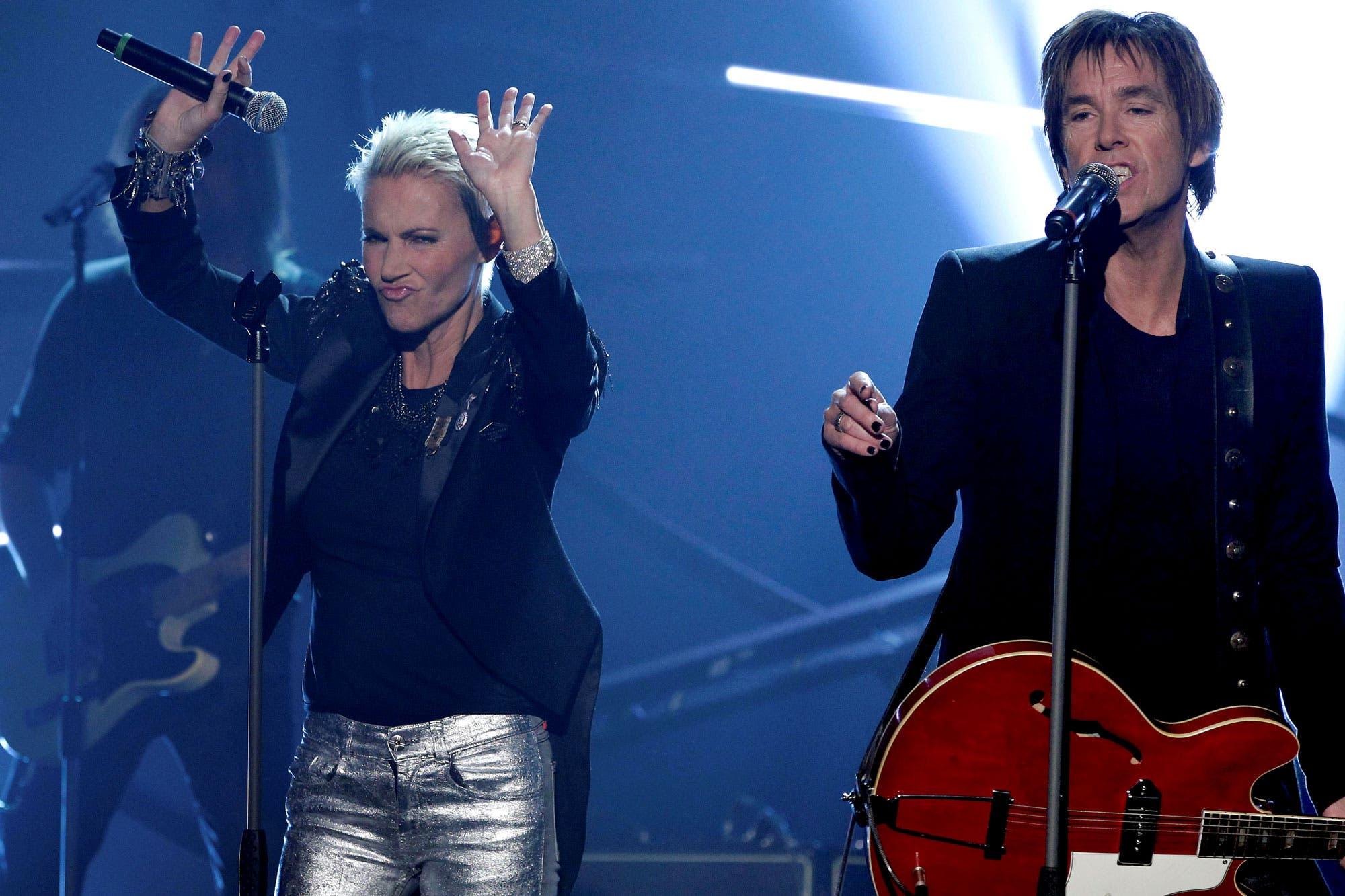 Roxette: las mejores canciones de Marie Fredriksson y Per Gessle