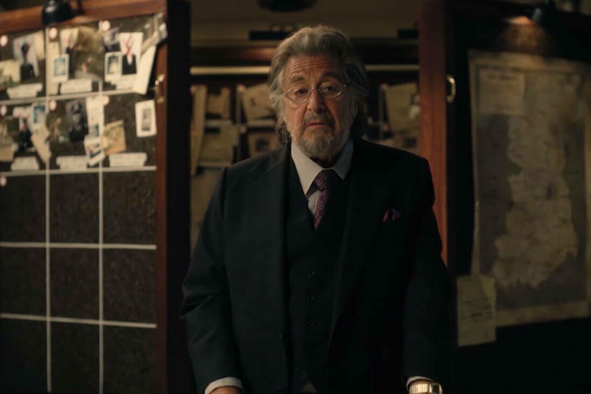 Al Pacino es un cazador de nazis en el impactante trailer de Hunters, su nueva serie