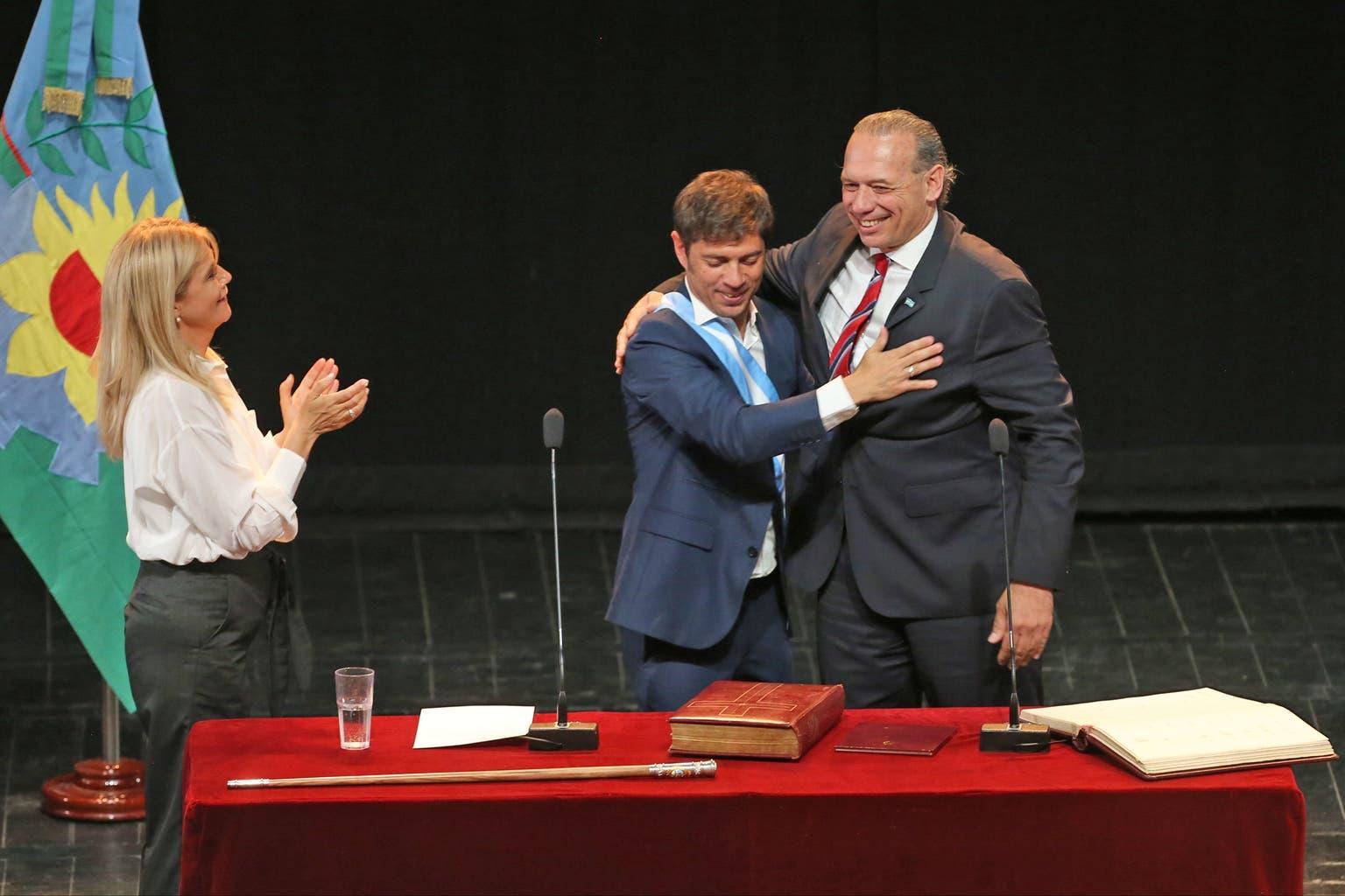 Berni expuso las diferencias en el Gobierno sobre la política de seguridad