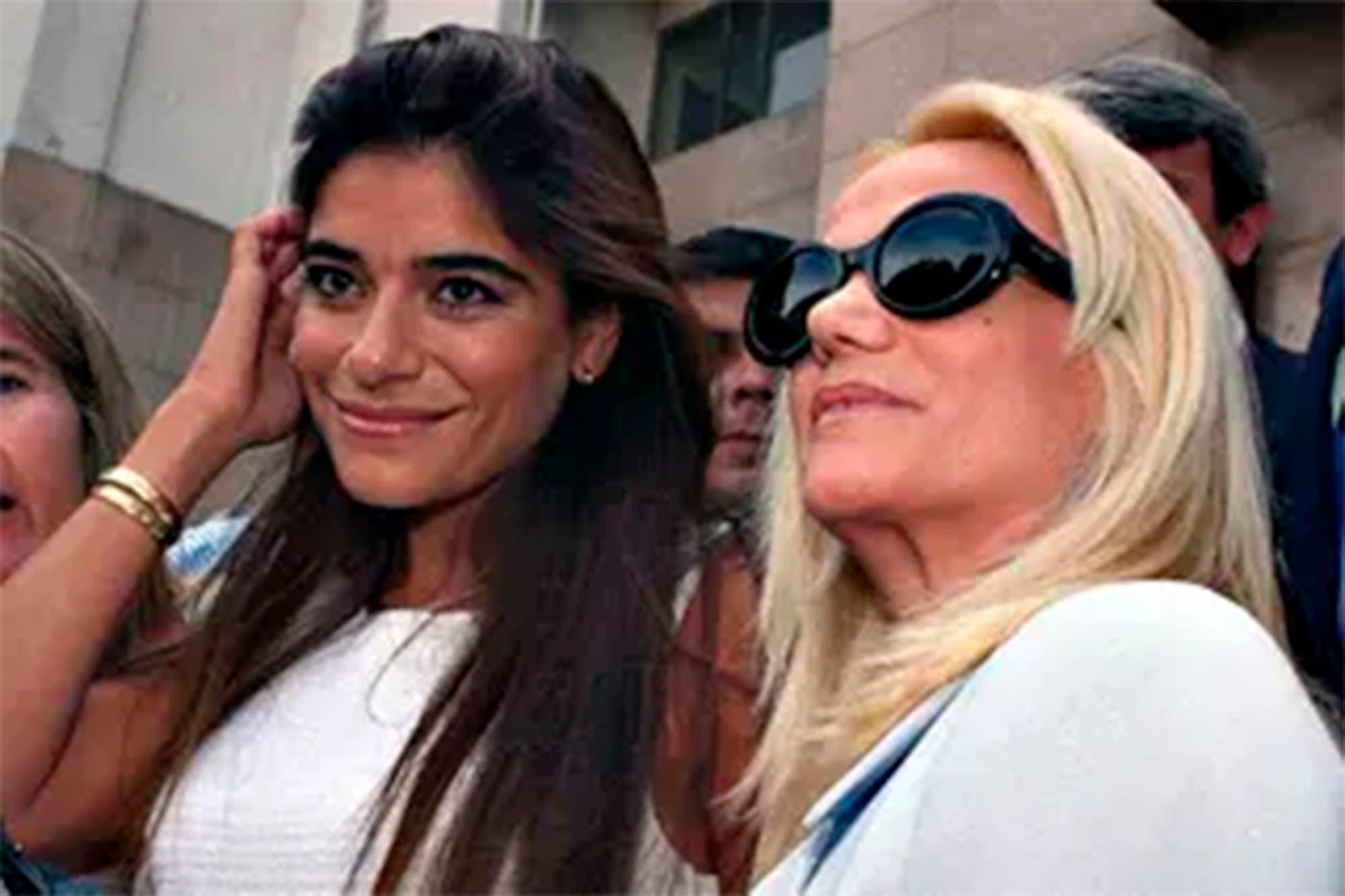 """El dolor de Zulemita Menem por la muerte de Elsa Serrano: """"Es un momento muy triste"""""""