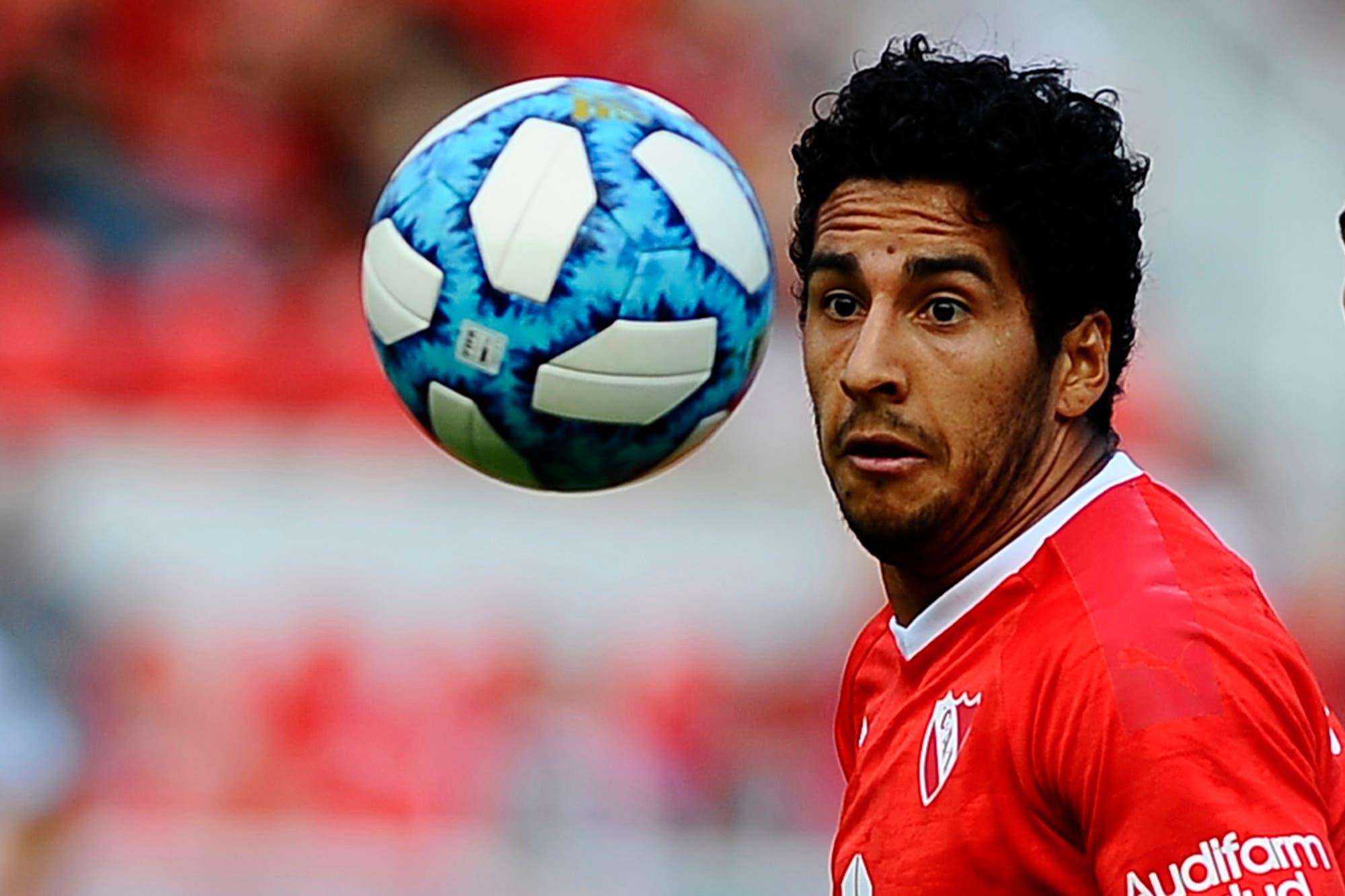 Cecilio Domínguez atacó a Independiente, habló de la vergüenza por perder con Racing y su deseo de jugar en Boca