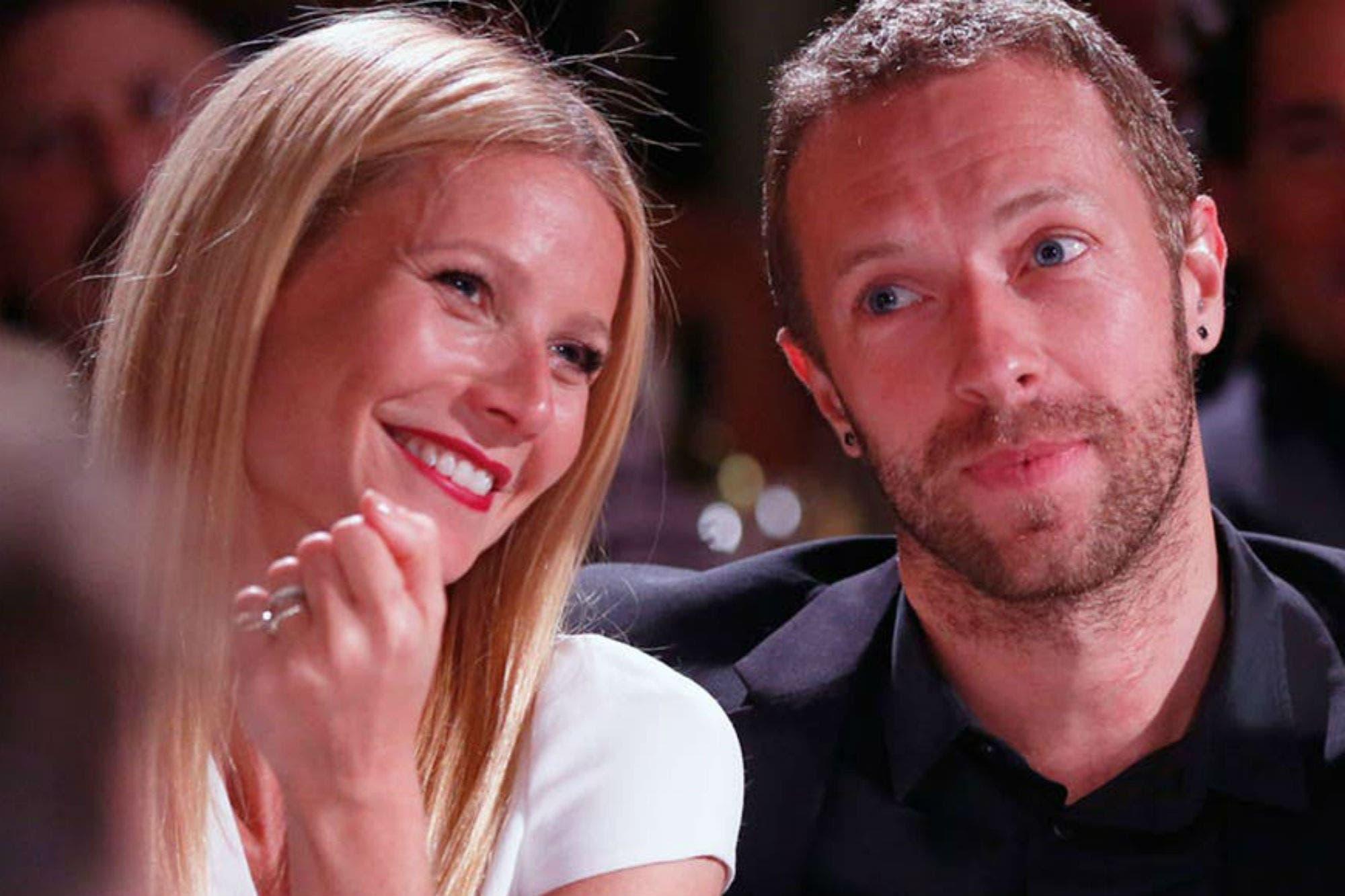"""Gwyneth Paltrow se sinceró al hablar de la """"idílica relación"""" con su exmarido, Chris Martin"""