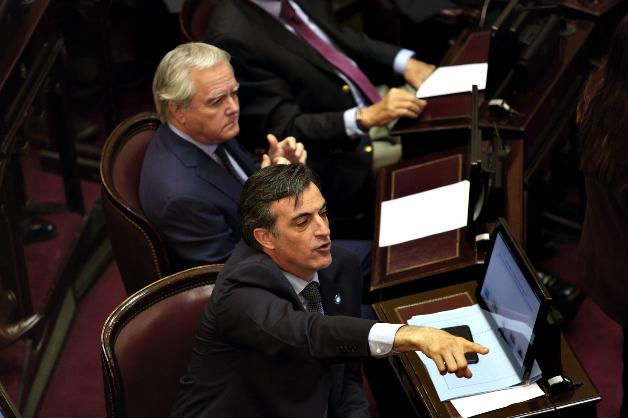 """Esteban Bullrich habló de """"un fraude muy grande"""" en las PASO de 2019 y el Gobierno lo cruzó"""