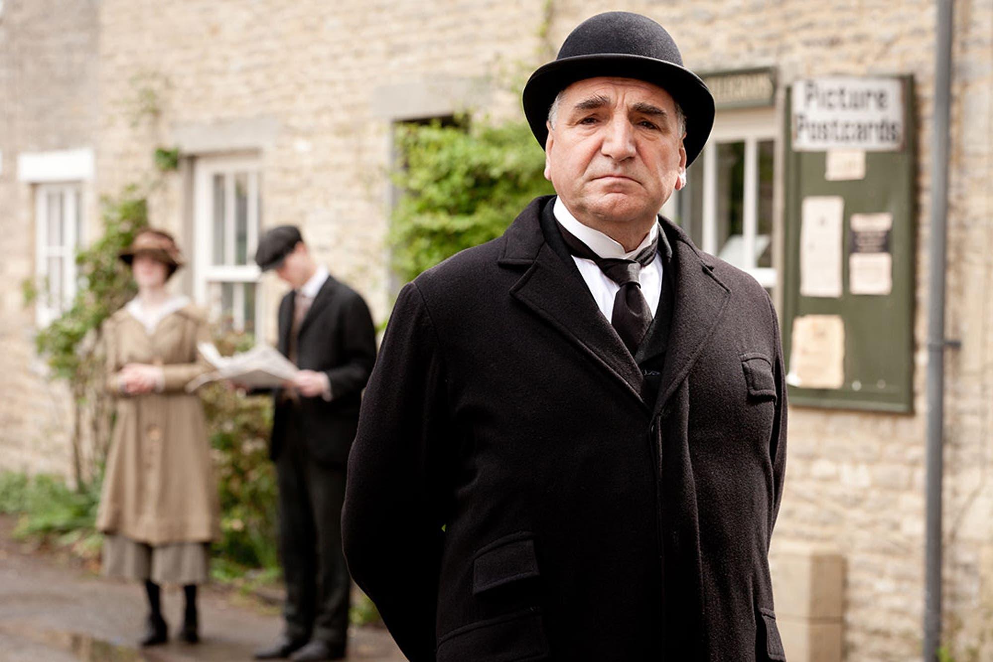 Expectativa: la película de Downton Abbey podría tener una secuela