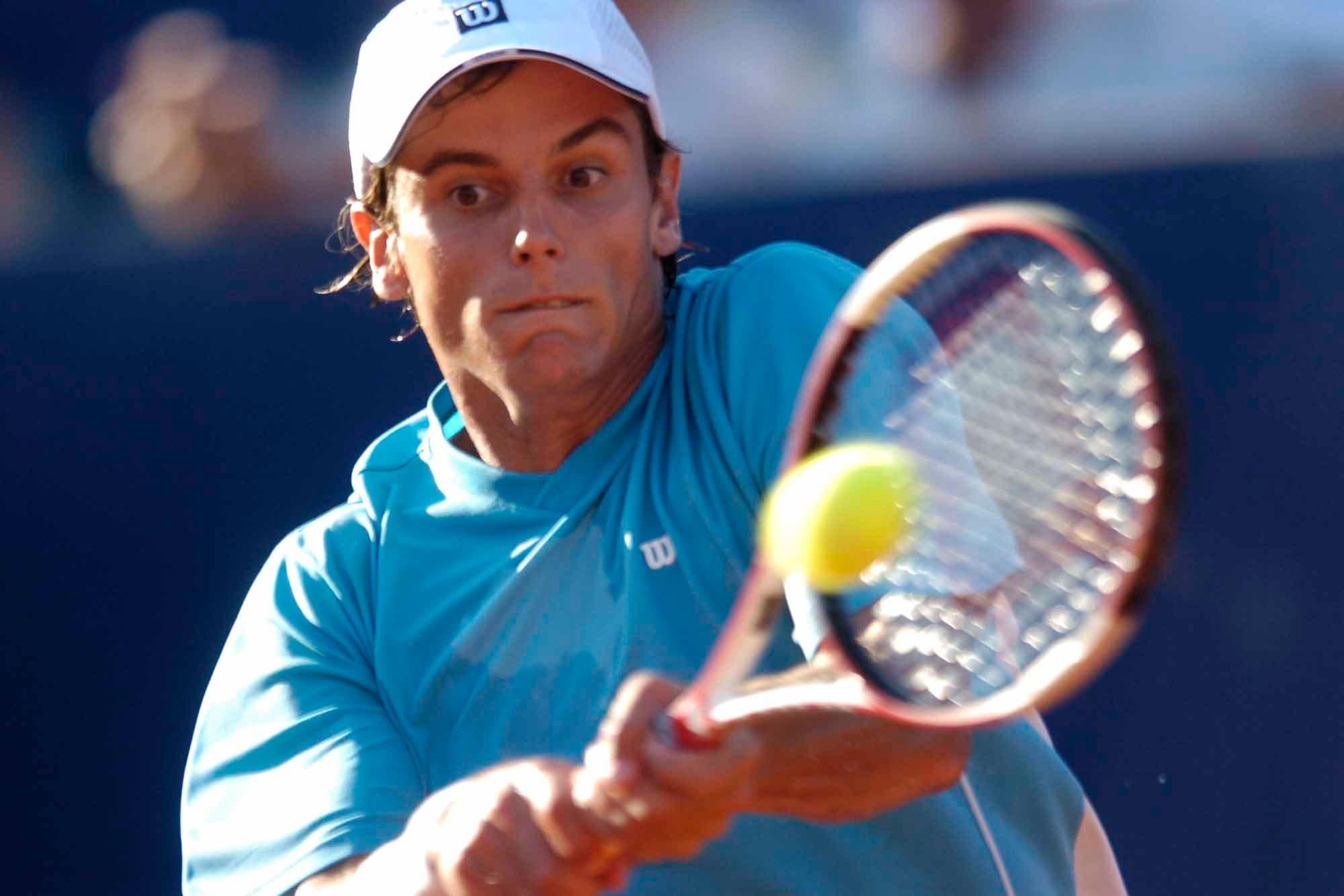 El exjugador de tenis que vuelca su experiencia deportiva en las finanzas