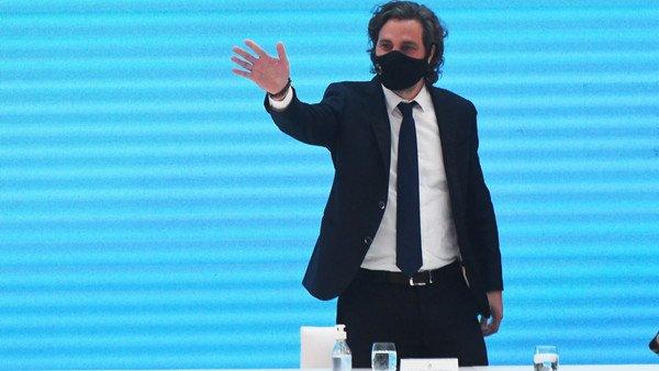 """Santiago Cafiero, tras el crimen del policía: """"No está en estudio el tema de las Taser, seguimos con nuestra línea"""""""