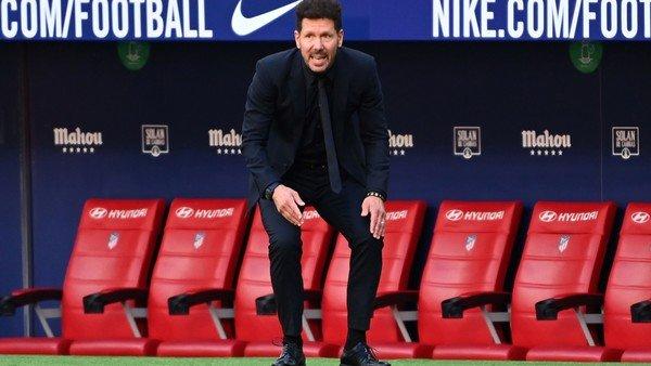 """El dilema de Bielsa no corre para el Cholo Simeone: """"Suárez y Diego Costa pueden jugar juntos"""""""