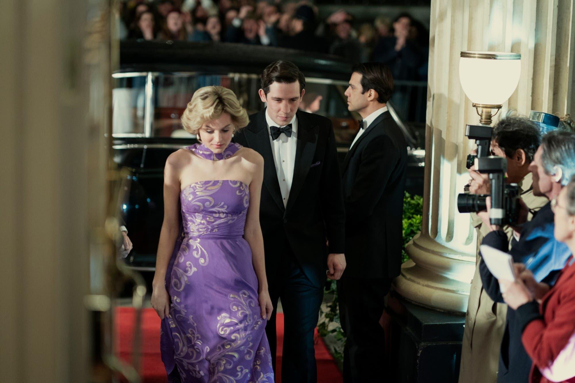 The Crown: las primeras imágenes oficiales de la cuarta temporada