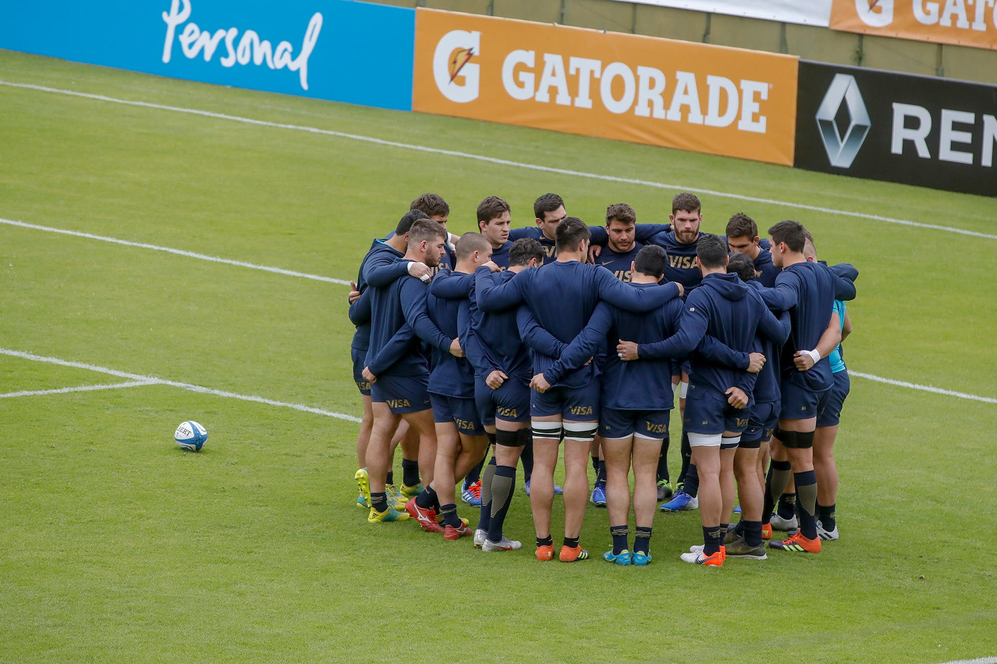Rugby Championship: Juan Imhoff vuelve a los Pumas después de cinco años