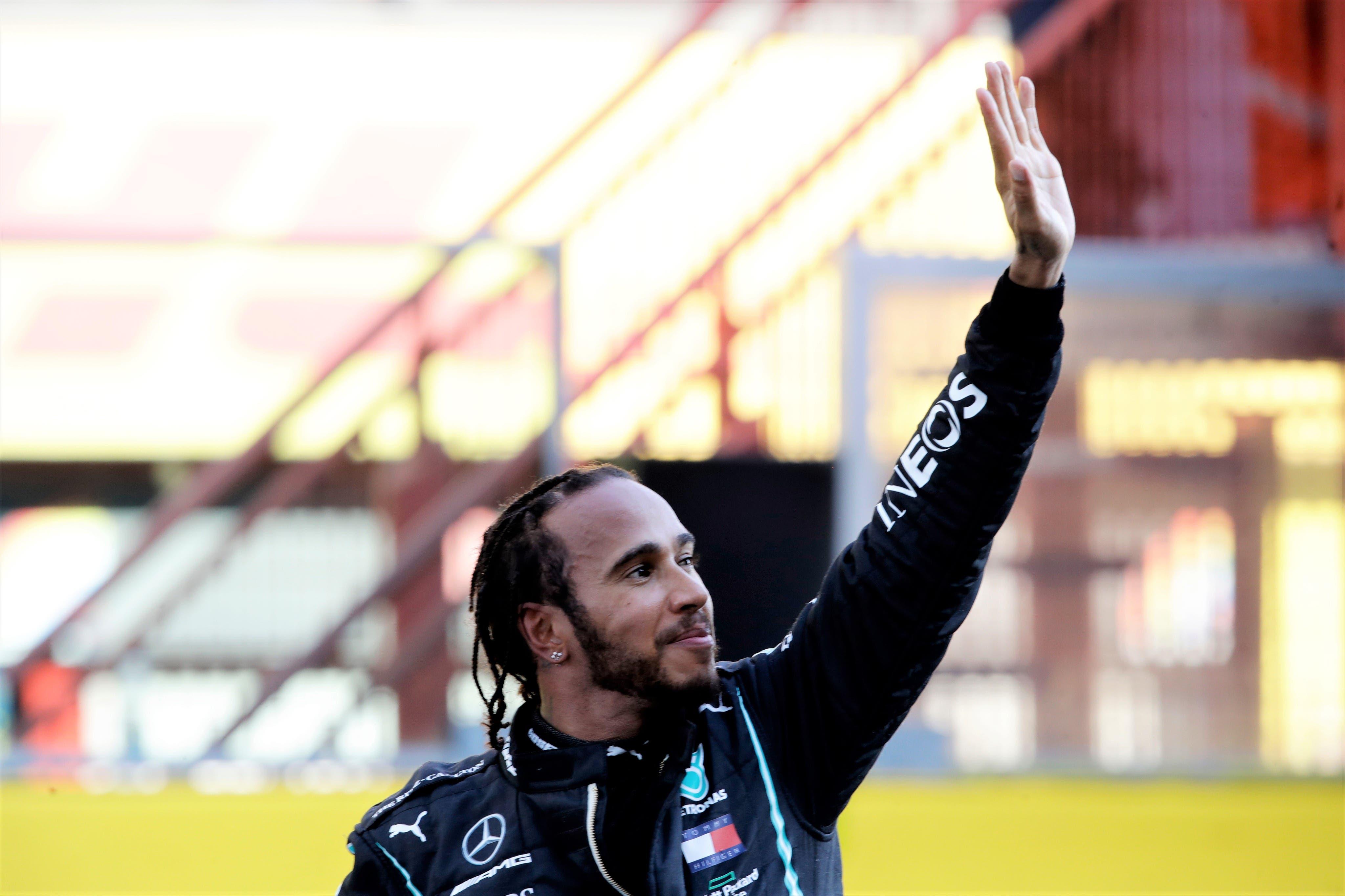 Fórmula 1. Otro récord para Lewis Hamilton y la conexión con Michael Schumacher