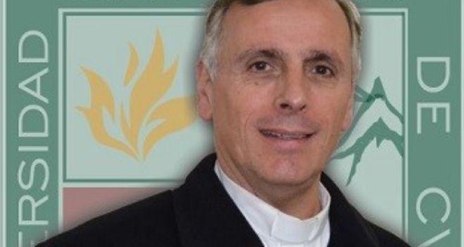Luego de 12 años en Nuestra Señora del Tulum, el padre José Juan García va a la UCCuyo