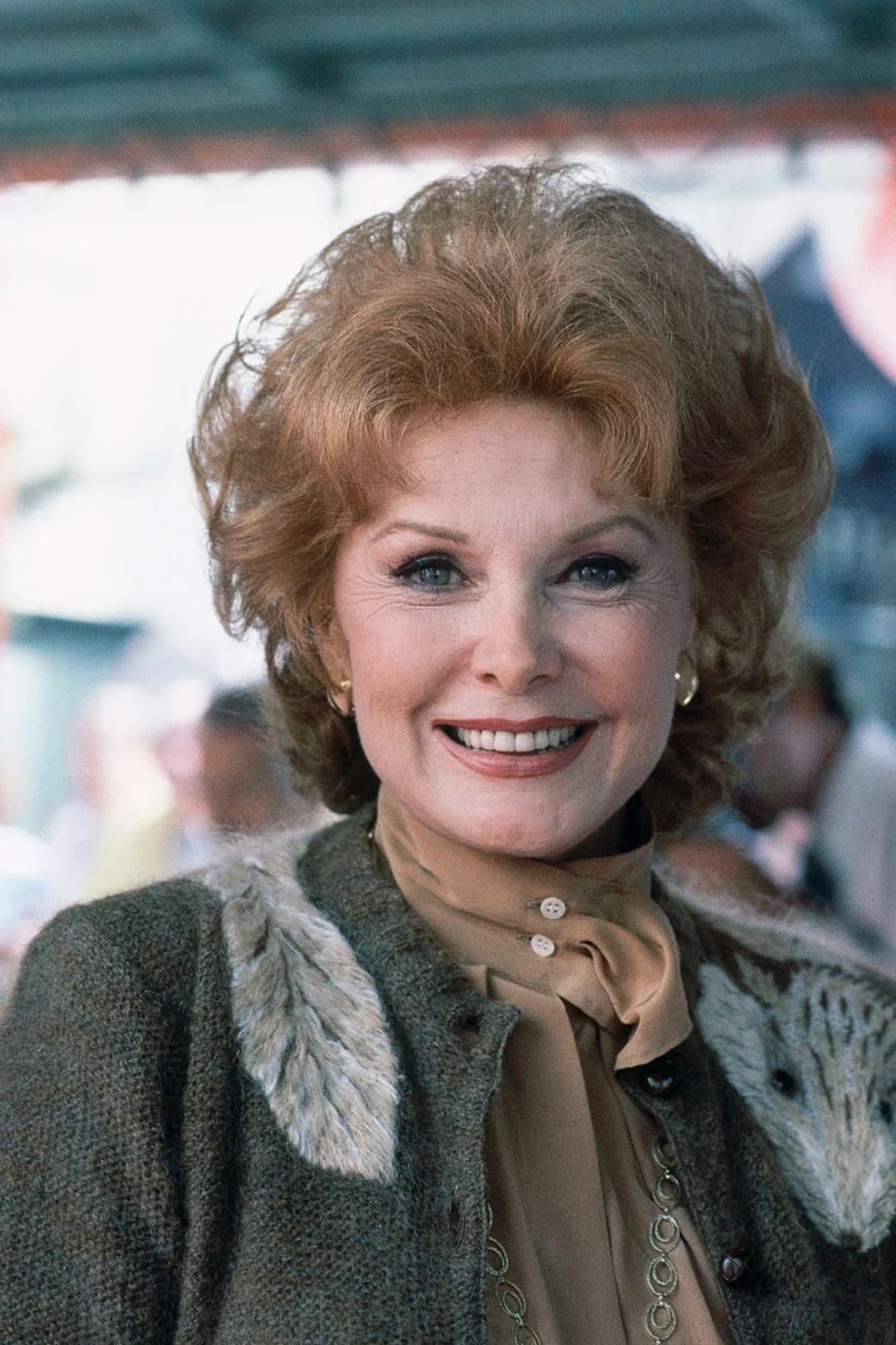 """Murió a los 97 años la actriz Rhonda Fleming, """"la Reina del Tecnicolor"""""""