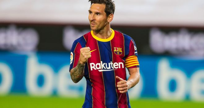 """Messi, candidato a integrar el mejor equipo de """"todos los tiempos"""""""