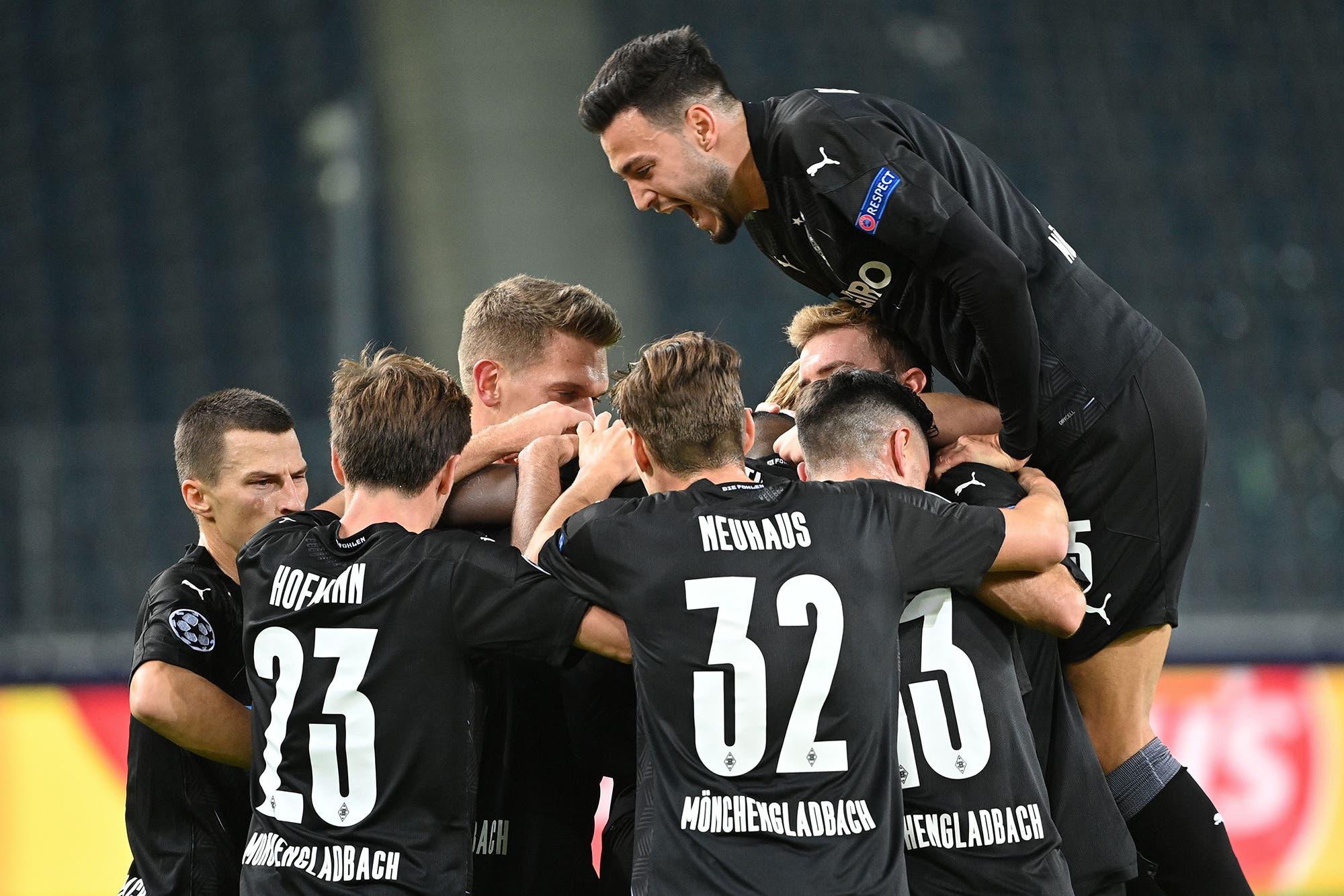 Borussia Mönchengladbach-Real Madrid, por la Champions League: los españoles necesitan una victoria