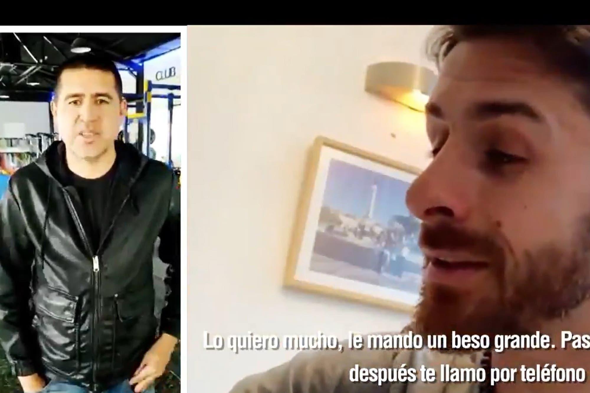 Pablo Aimar reveló cómo se apodan mutuamente Juan Román Riquelme y él