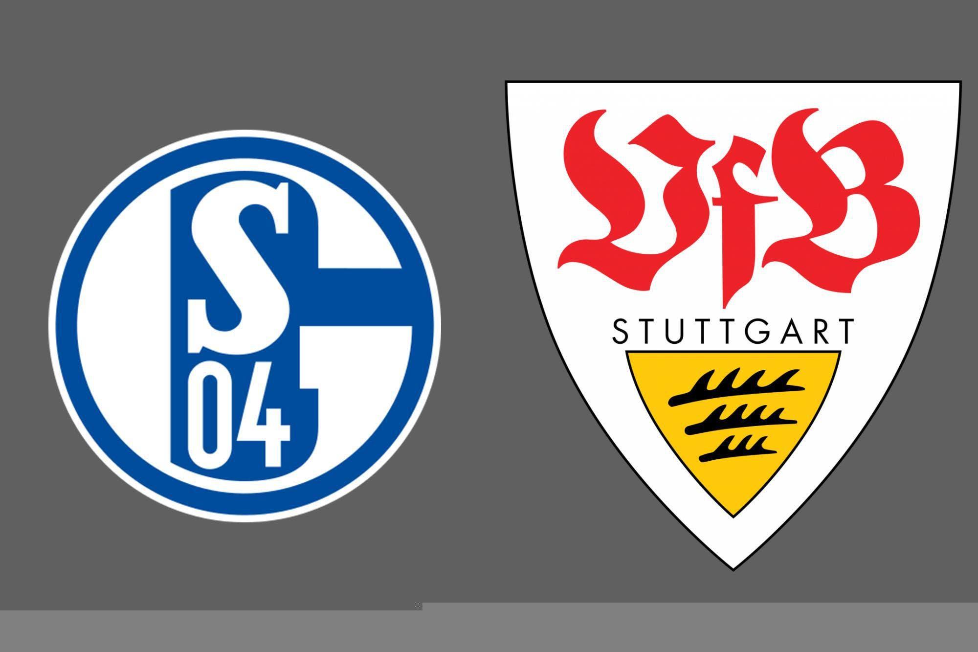 Bundesliga de Alemania: Schalke 04 y Stuttgart empataron 1-1