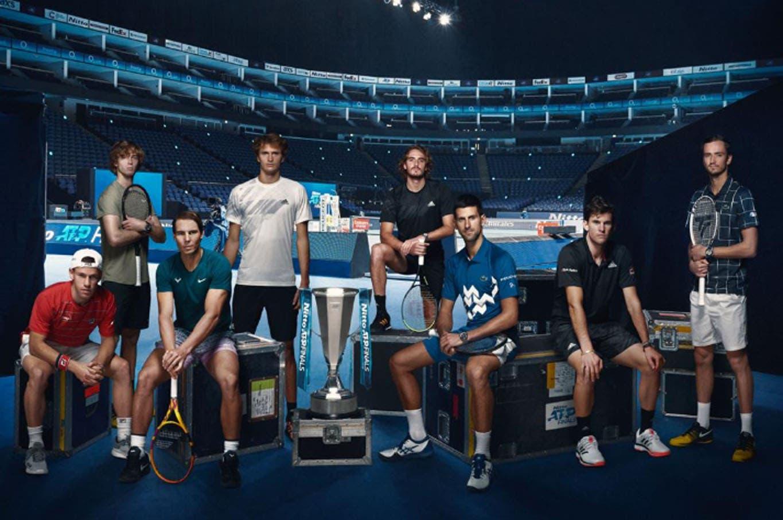 """Diego Schwartzman, antes del Masters de Londres: los nervios del debut, lo que espera del torneo y el furor por """"Gambito de dama"""""""