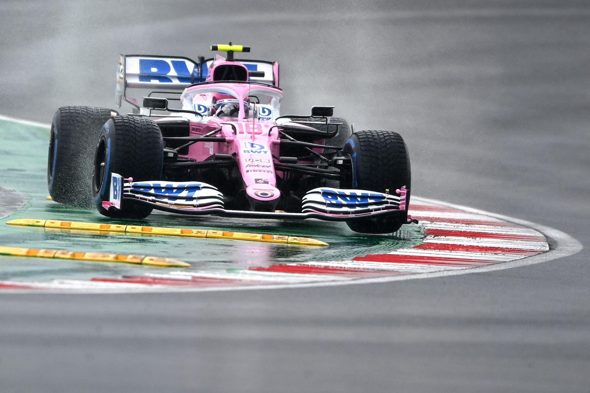 Fórmula 1: la histórica pole position de Lance Stroll, el hijo de un multimillonario y estrella del jet-set