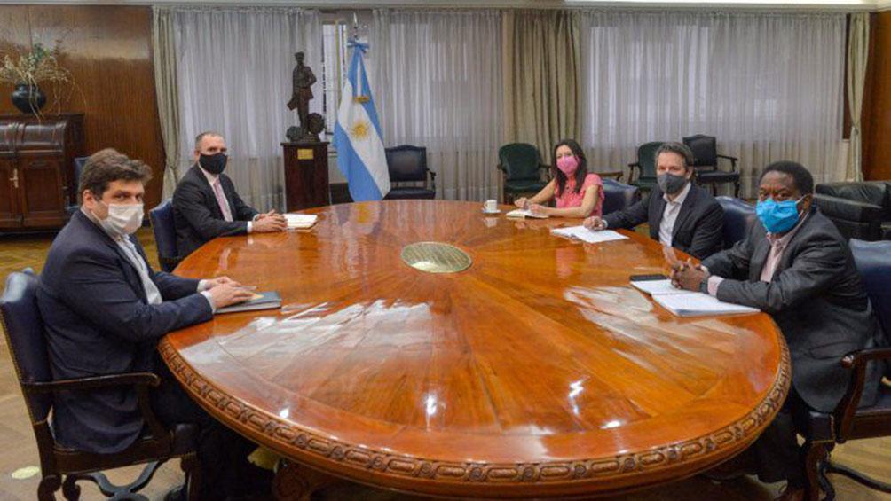 El FMI aceptó negociar un acuerdo de largo plazo de Facilidades Extendidas