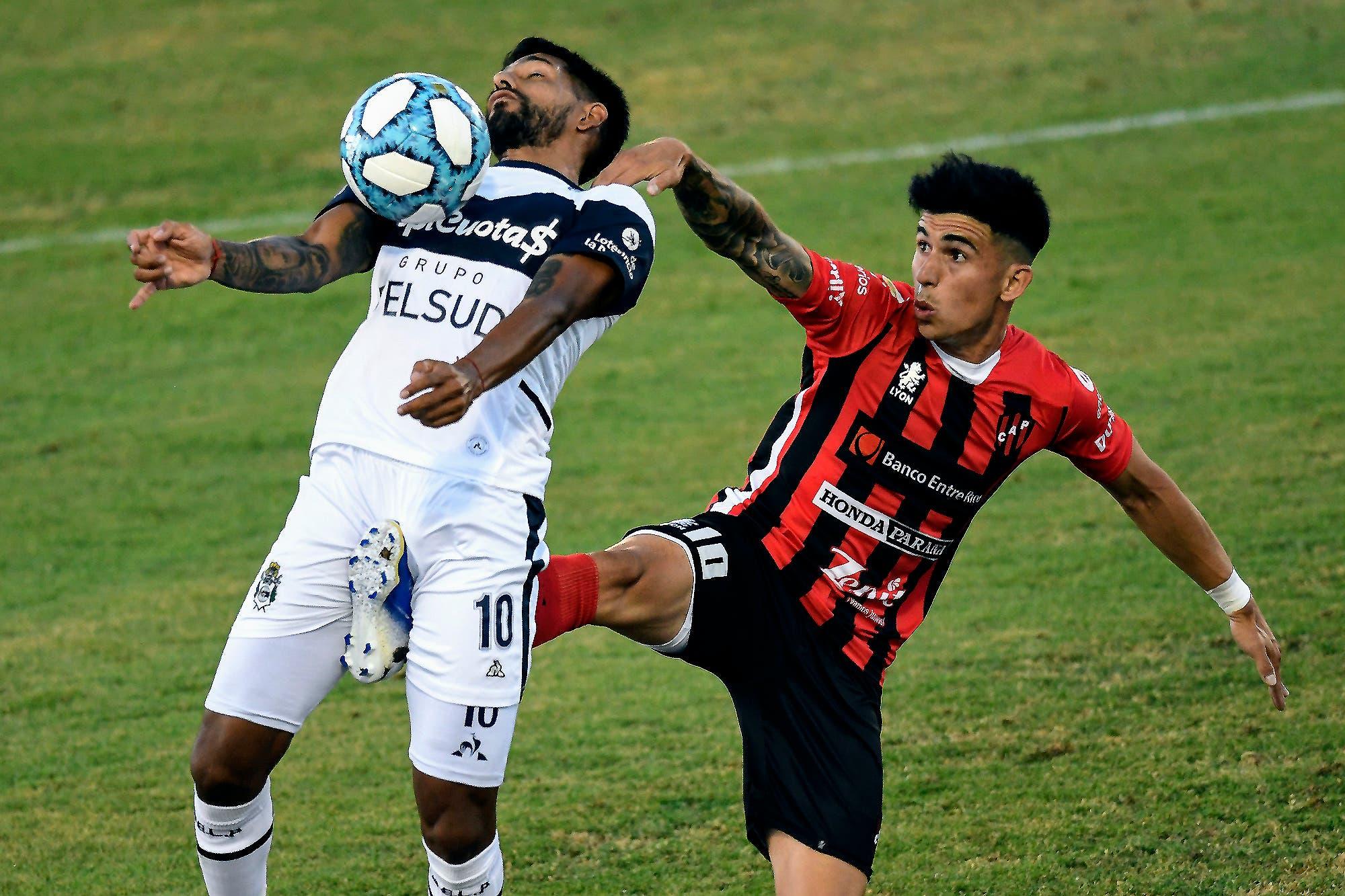 Patronato-Gimnasia La Plata, Copa Liga Profesional: los dos necesitan ganar para soñar con la clasificación