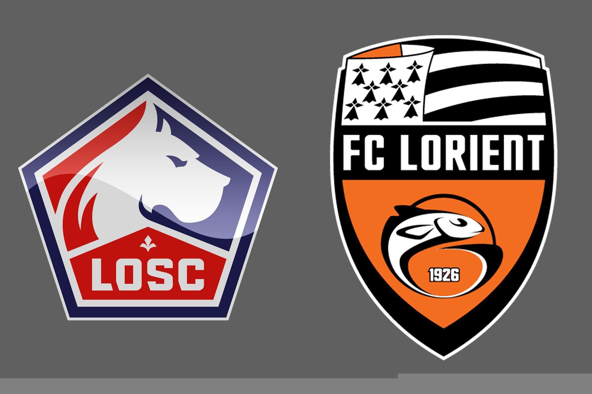 Ligue 1 de Francia: Lille venció por 4-0 a Lorient como local