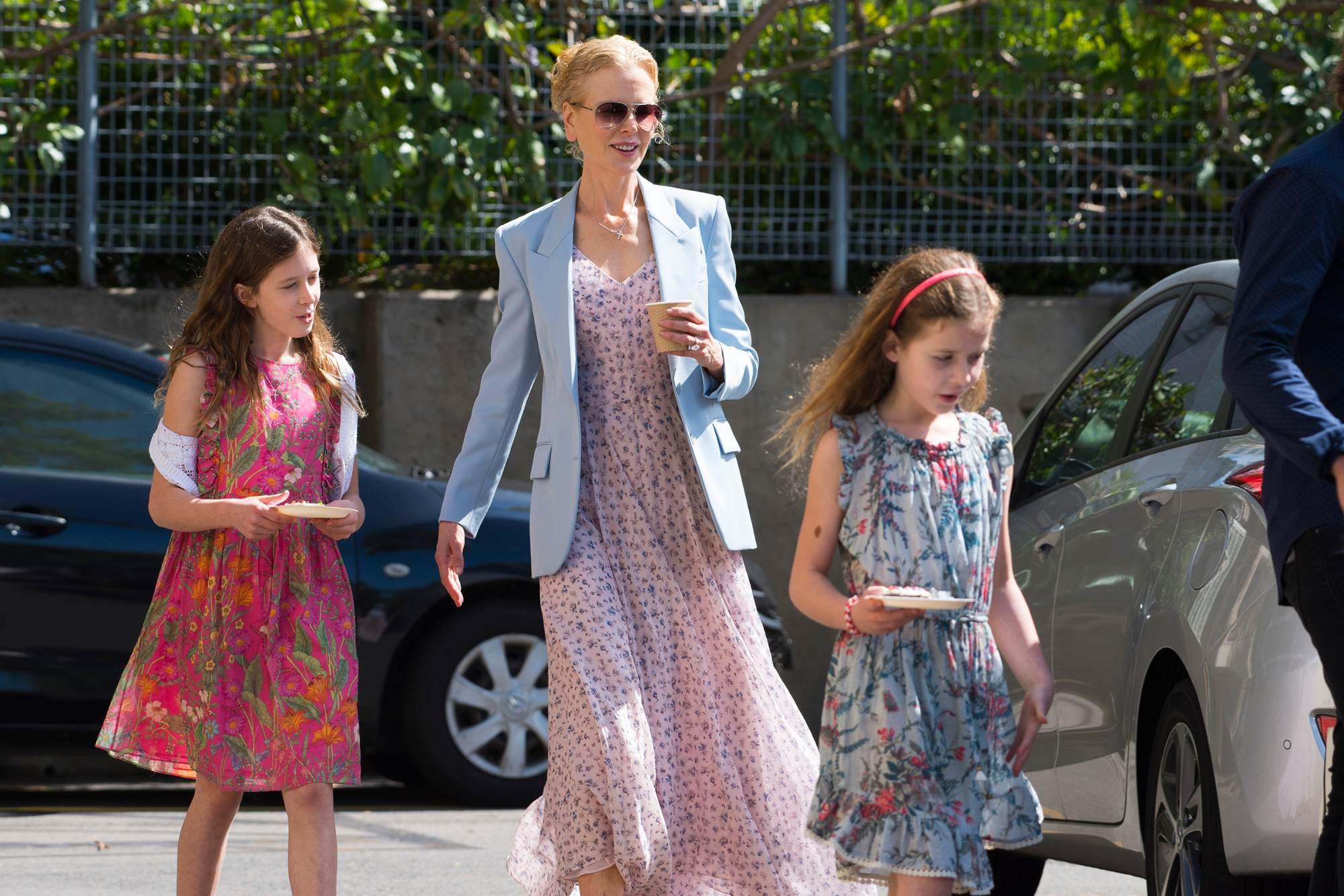 """Nicole Kidman, sobre los efectos de la cuarentena en sus hijas: """"Están atravesando muchas emociones"""""""