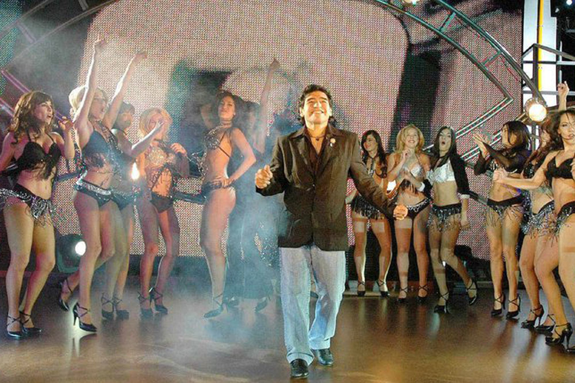 La noche del 10: los secretos de un mega show a la medida de Diego Maradona