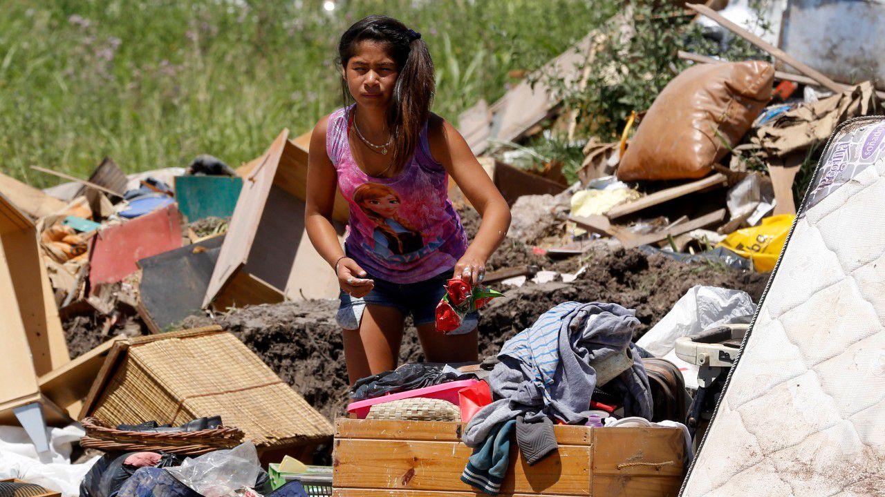 Informe de la UCA | El 64% de los niños y jóvenes del país es pobre y el 16%, indigente