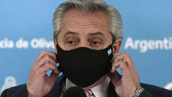 """alberto-fernandez-agradecio-la-carta-de-joe-biden-y-lo-insto-a-""""hacer-un-esfuerzo-global""""-contra-el-coronavirus"""