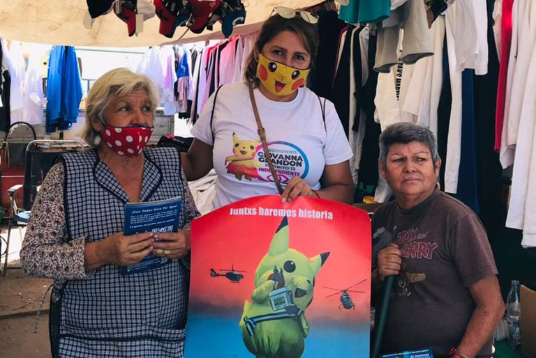 "reforma-constitucional-en-chile:-la-historia-de-la-""tia-pikachu"",-de-fenomeno-viral-a-candidata"