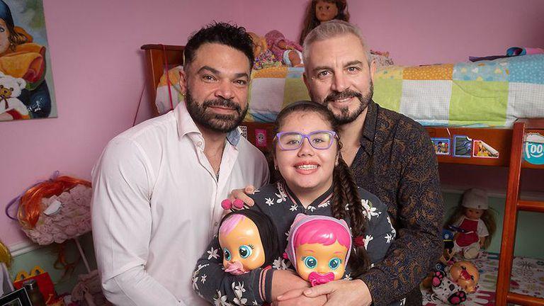 dos-papas-mendocinos-adoptaron-a-una-nena-con-leucemia,-y-ella-se-curo
