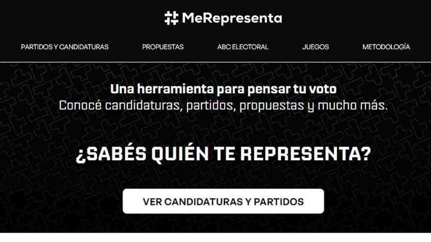 ¿indeciso-sobre-el-voto?:-esta-plataforma-apartidaria-te-ayuda-a-conocer-los-candidatos